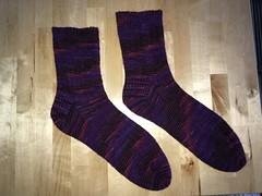 Socks for Josh