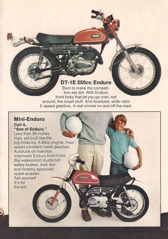 1971 Yamaha 3