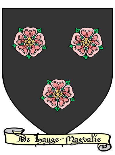 Hauge-Magvalie Crest