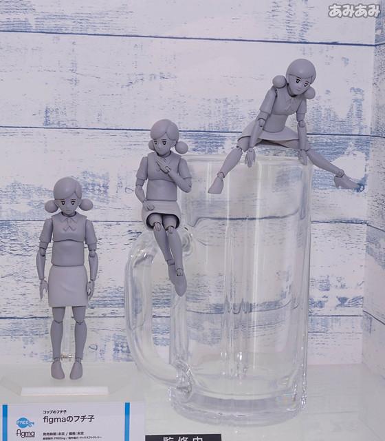 figma 即將推出 「可動杯緣子」!
