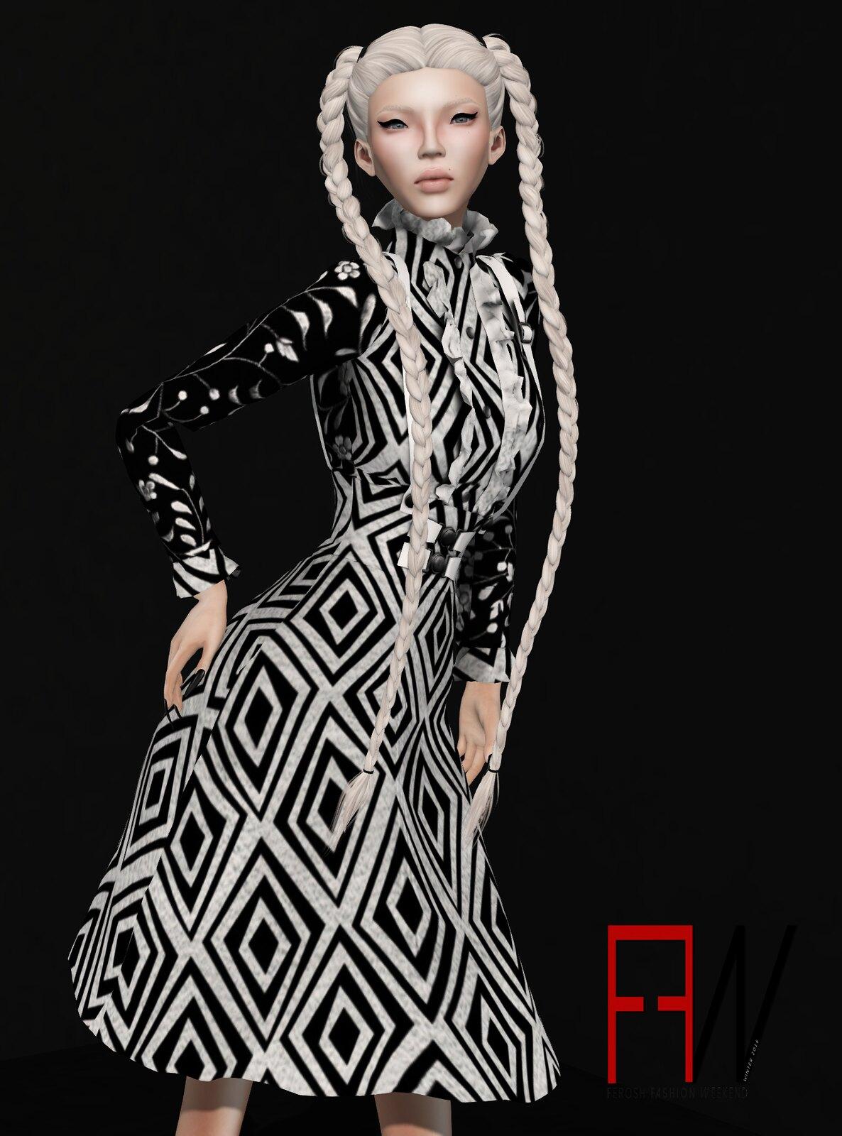293. | Black & White