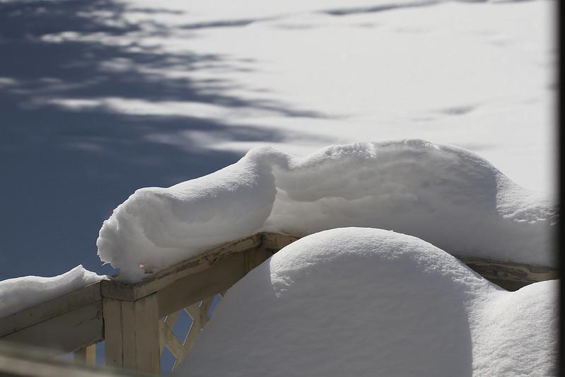snow frills