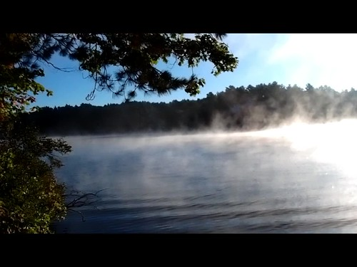 morning camping light nature water landscape geotagged video massachusetts newengland olympus sturbridge brooks wellsstatepark xz xz1 brooksbos olympusxz1