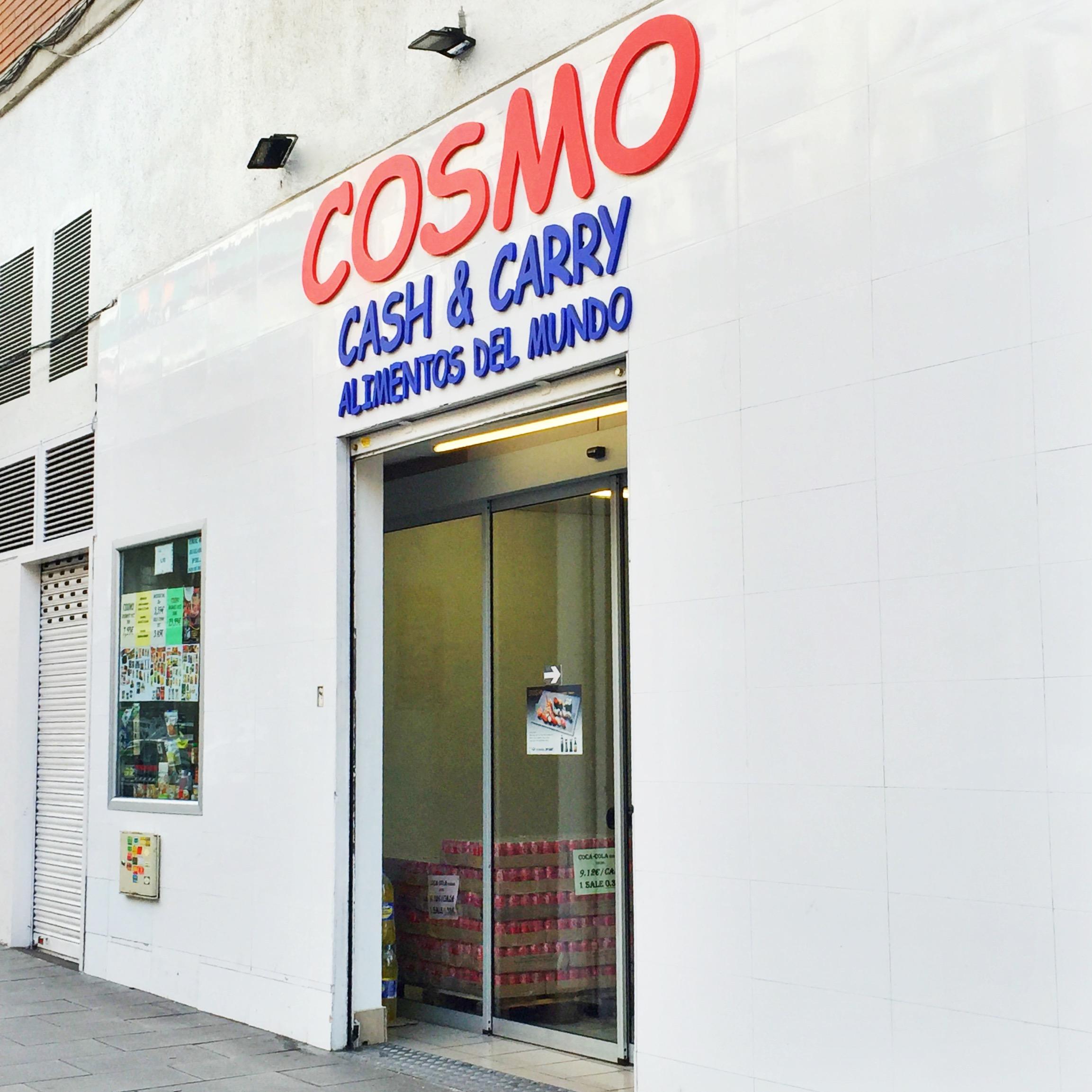 Cosmo alimentos del mundo
