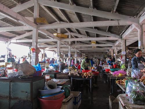 Hoi An: le marché