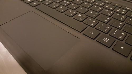 แป้นพิมพ์และ TrackPad ที่ปรับปรุง ใช้งานแล้วรู้สึกดีขึ้นจริงๆ
