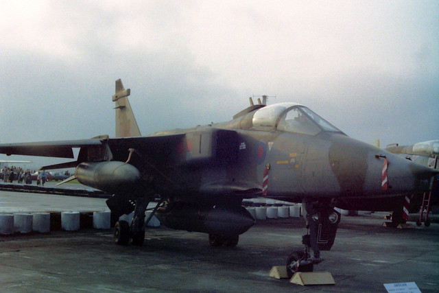XZ358/L Jaguar GR.1