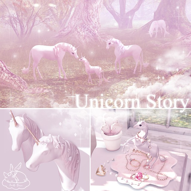 +Half-Deer+ Unicorn Story for The Arcade