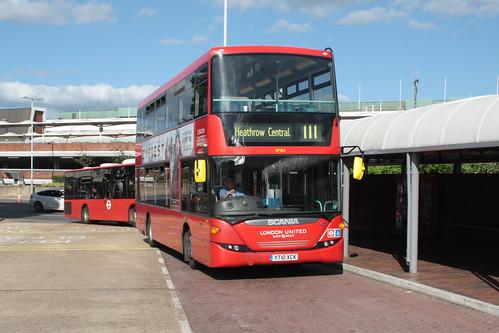 London United SP186 YT10XCK