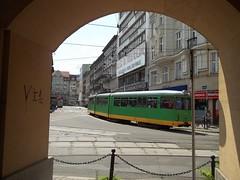 tram - Poznań - Poland