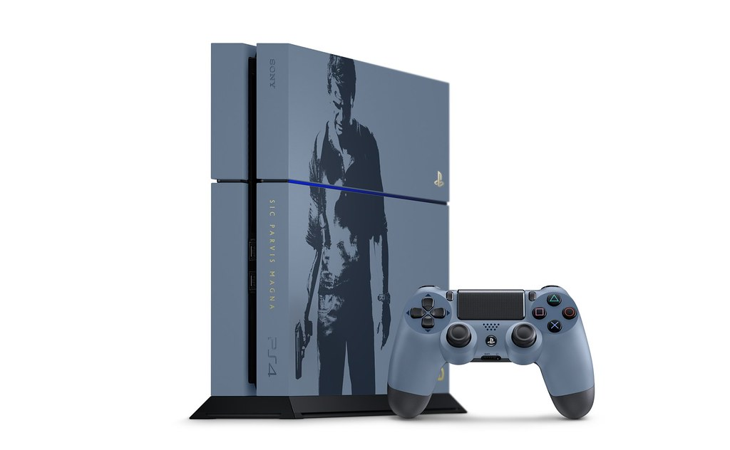 Uncharted 4: A Thiefs End Special Edition - PlayStation 4
