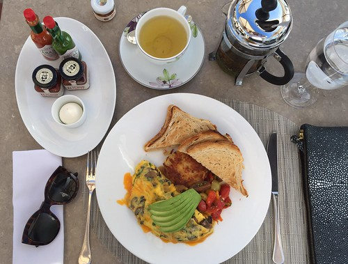 Belmond el encanto breakfast