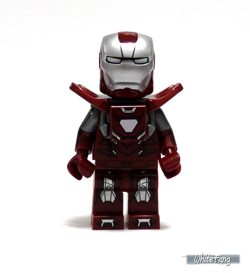 REVIEW: 5002946 Silver Centurion - LEGO Licensed - Eurobricks Forums