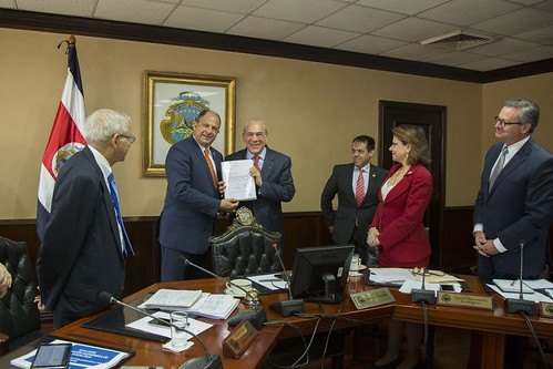 Official visit of the Secretary-General to Costa Rica