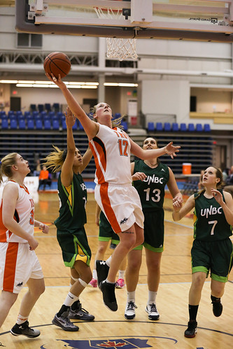 WolfPack Women Basketball Win Seventh In Row/Clinch Playoff Spot