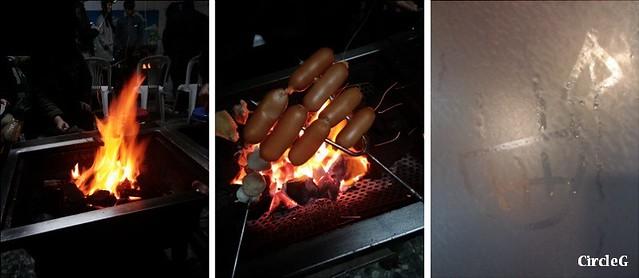 CIRCLEG 遊記 照片 最凍 2度 3度 香港 旺角 天台 BBQ (4)