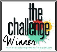 The Challenge - Challenge Winner