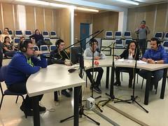 26 Febrero, 2016 - Encuentro Encert a la radio