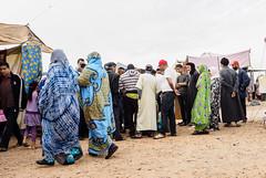 Sidi Ifni,jour de marché