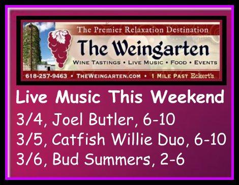 The Weingarten 3-4 thru 3-6-16