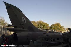 6250 - 74210 - Polish Air Force - Sukhoi SU-20R - Polish Aviation Musuem - Krakow, Poland - 151010 - Steven Gray - IMG_0771
