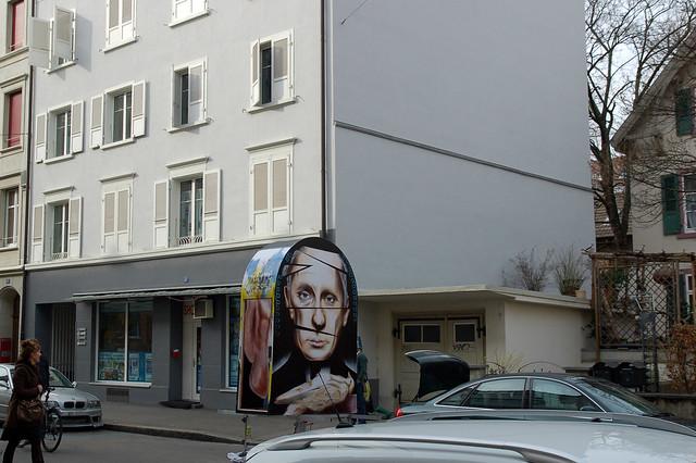 Fasnachtslaterne, Basel, CH