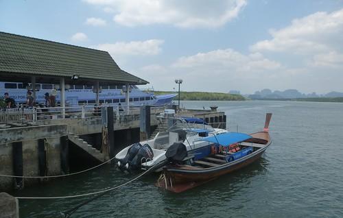 Route maritime-Koh Phi Phi-Krabi (8)