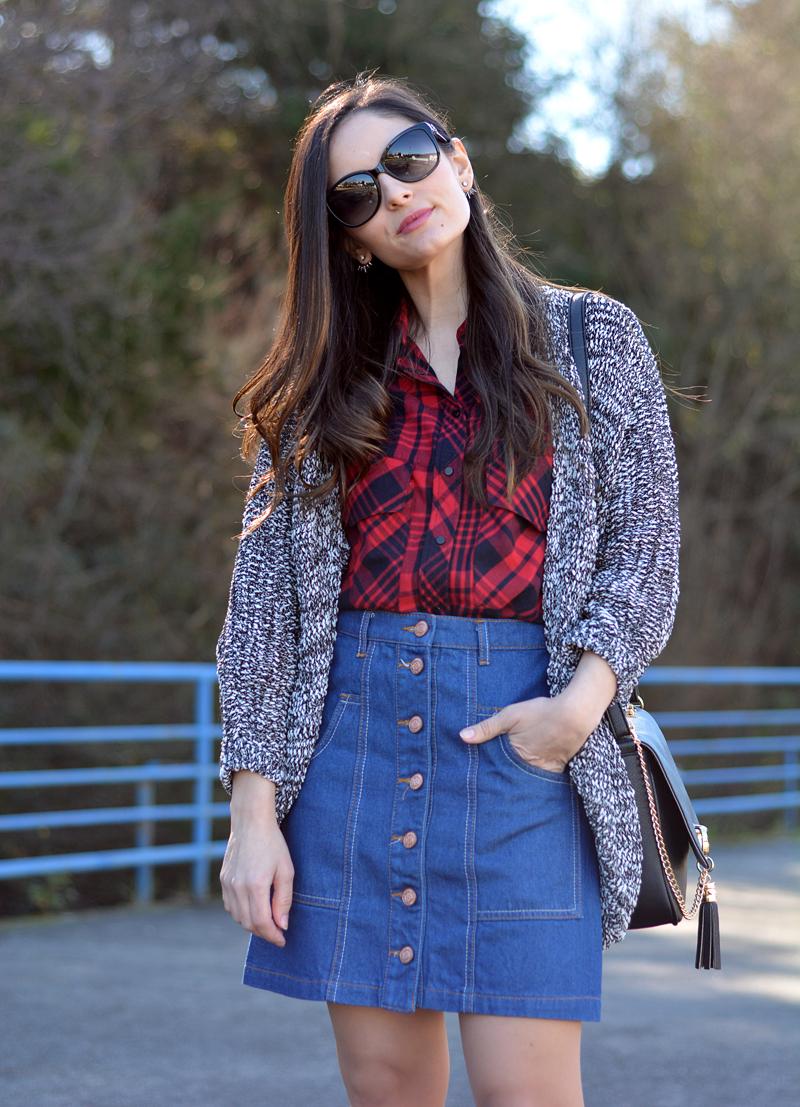 Zara_justfab_ootd_outfit_falda_vaquera_tartan_asos_03