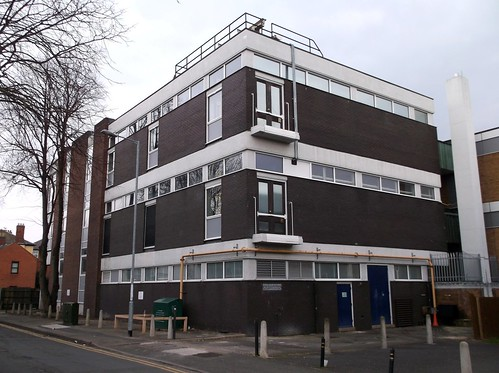 Tamworth telephone exchange 2