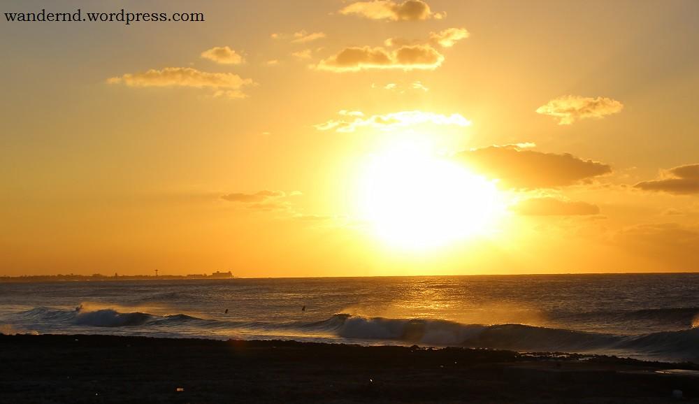 Kuba - Havanna: Sonnenuntergang