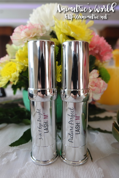 Lashem Picture Perfect Eye Cream and Lashem 3-in-1 Eye Bright