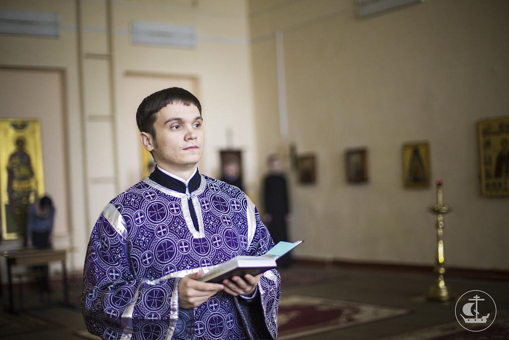 25 марта 2016, Поминовение усопших / 21 March 2016, Commemoration of the Dead