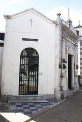 Cementerio de la Recoleta (silly name)