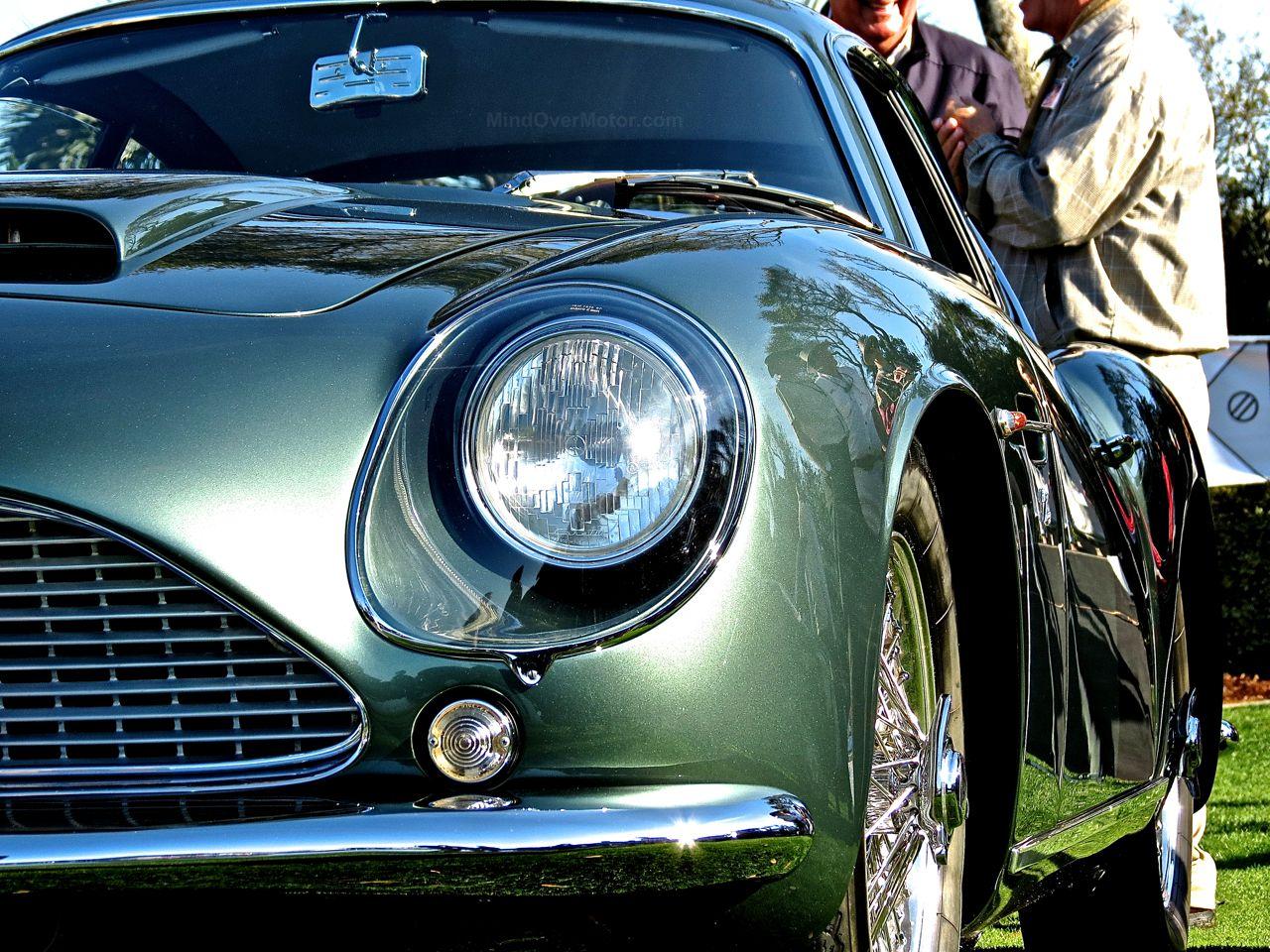 Aston Martin DB4 GT Zagato Amelia Island 4
