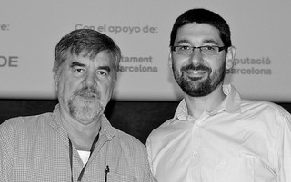 Gerardo Echeita e Ignacio Calderón