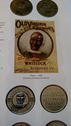 Virginia Tokens book Old Virginia Cheroots token