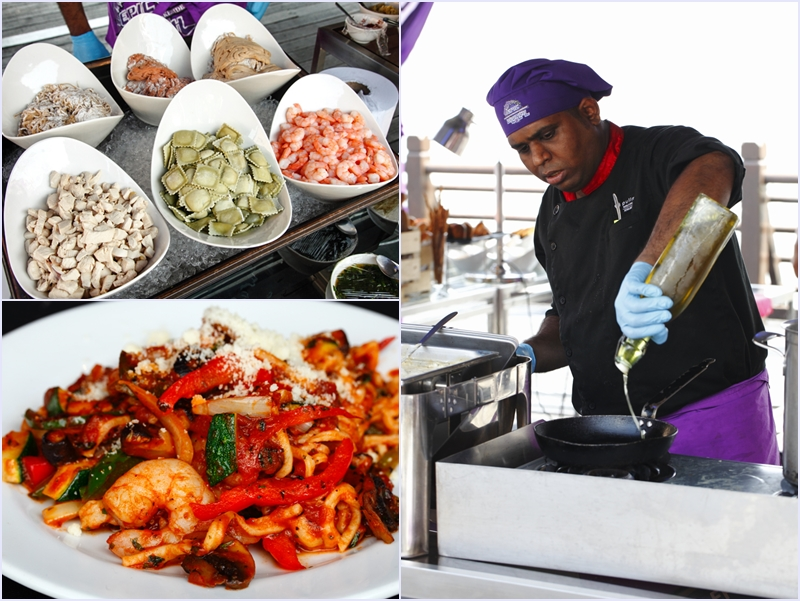 Pullman Putrajaya Epic Brunch Live Pasta Station