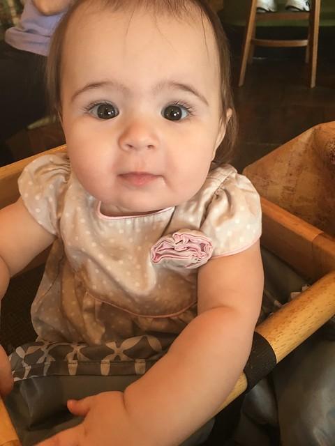 Babies who brunch