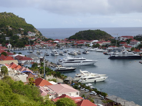 cruise vacation caribbean yachts stbarts stbarths silversea silverwind gustavia