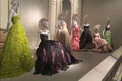 De Young Museum - Oscar de la Renta Garden Inspiration evening dresses