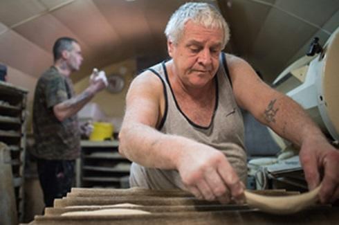 Пекар продав свій бізнес безхатченку за 1 євро