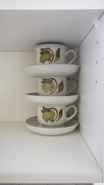 Cups & Saucers 3