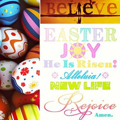 HAPPY EASTER WEEKEND CElEBRATION! #happyeaster #easterjoy #eastercelebration #heisrisen