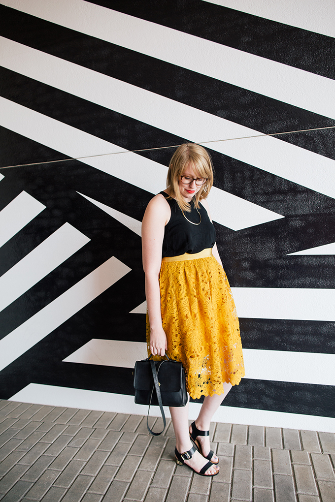 ann taylor lace skirt6