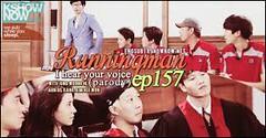 Running Man Ep.157