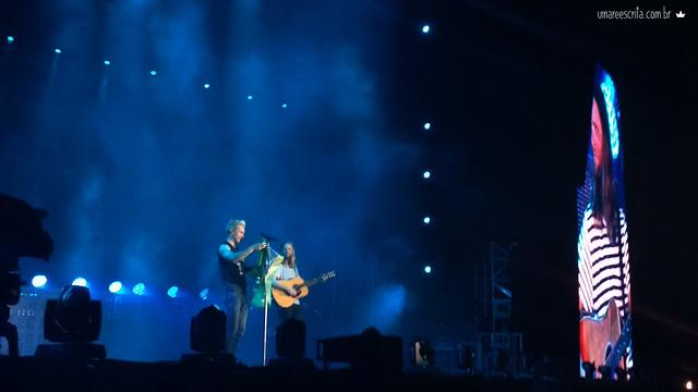 Maroon 5 em Salvador, BR | V Tou