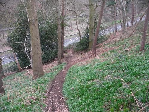 Descent to A6, Clophill