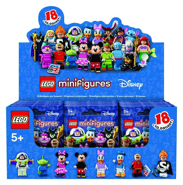 LEGO Collectible Minifigures 71012 - Disney