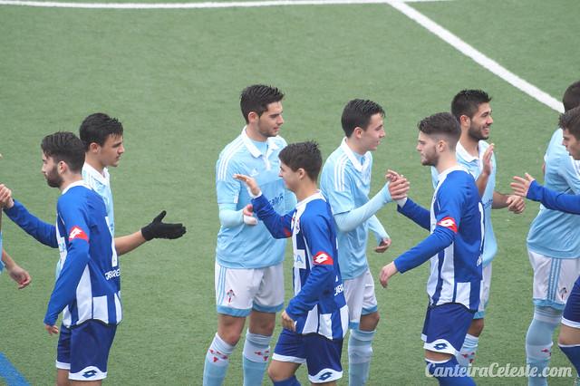 JUVENIL A | Celta - Deportivo de la Coruña (02/04/2016)
