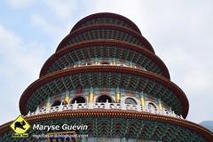 Tianyuan Temple, Tamsui, Taipei Taiwan